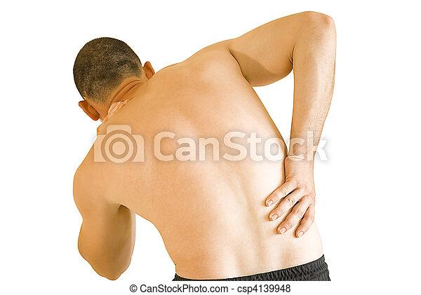 痛苦 - csp4139948
