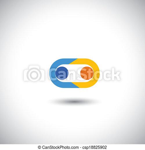 発言, 概念, 取引, 人々, 協力, 握手, -, 取引, また, vector., こんにちは, 友情, ビジネス, 挨拶, 統一, ミーティング, アイコン, 表す, グラフィック, これ, 従業員, 信頼, ∥など∥, 作成, 忠誠 - csp18825902