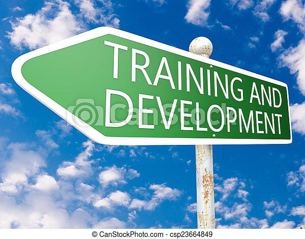 發展, 訓練 - csp23664849