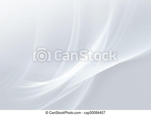 白い背景 - csp30084457