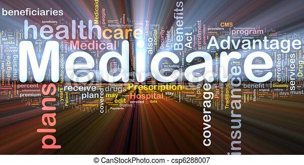 白熱, 概念, 医療保障, 背景 - csp6288007