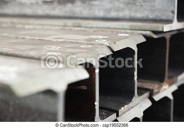 相片, 工業, 工字金屬梁 - csp19552366
