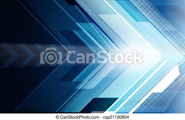 矢, 背景, 抽象的 - csp21190804