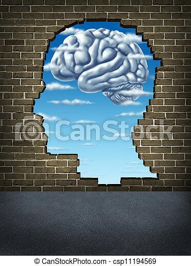 知性, 人間, 理解 - csp11194569