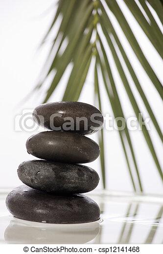 石, 禅 - csp12141468