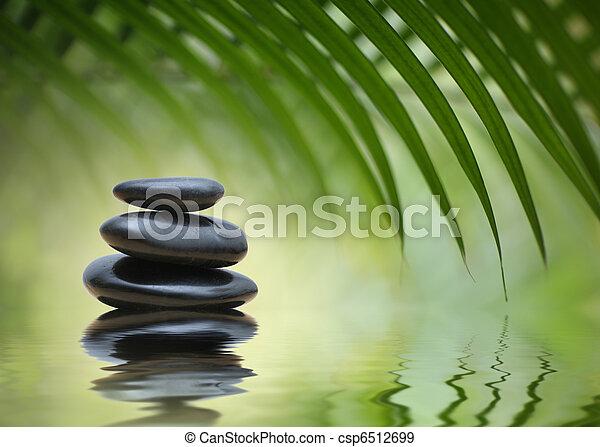 石, 禅 - csp6512699