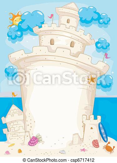 砂の 城 - csp6717412