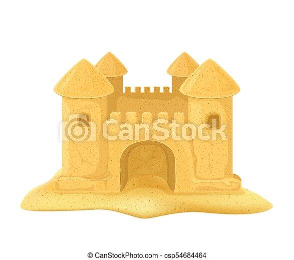 砂の 城 - csp54684464