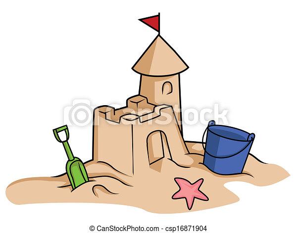 砂の 城 - csp16871904