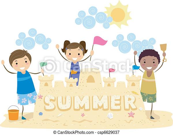 砂の 城 - csp6629037