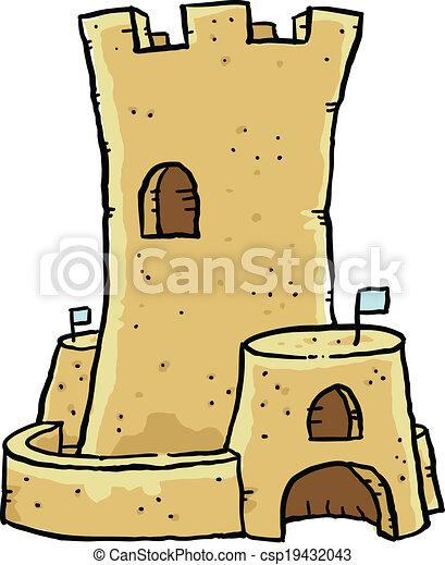 砂の 城 - csp19432043