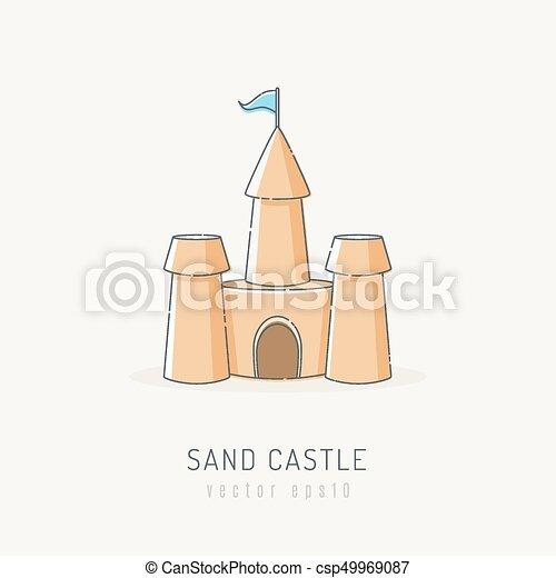 砂の 城 - csp49969087
