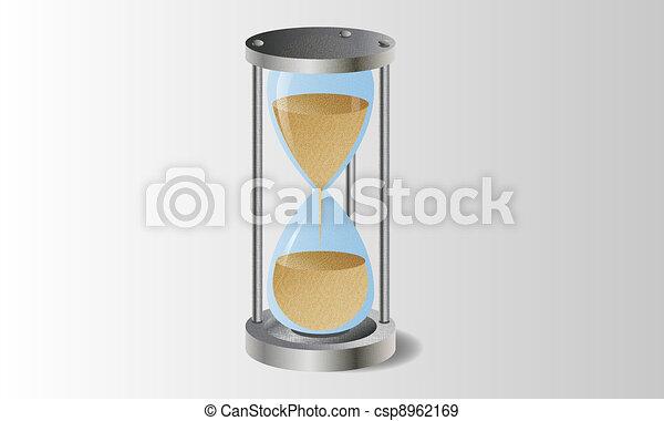 砂時計 - csp8962169