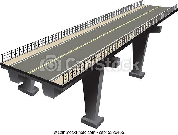 碎片, 高速公路 - csp15326455