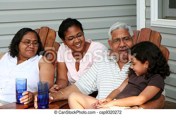 祖父母 - csp9320272