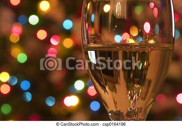 祝う, ホリデー - csp0164196
