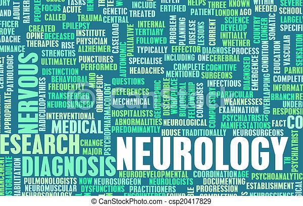 神経学 - csp20417829