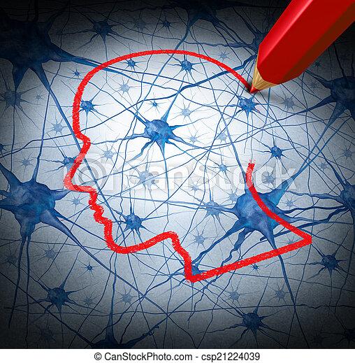 神経学, 研究 - csp21224039