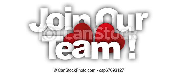 私達の, 参加しなさい, チーム - csp67093127