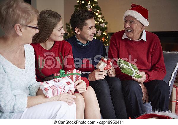 私, 何か, これ, 祖父, 年, 持つ, 私, 驚き - csp49950411
