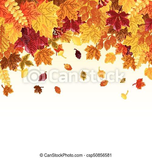 秋 落ち葉 紅葉 ベクトル 落ちる イラスト