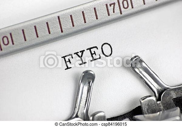 秘密, 手紙, セキュリティー, 分類された, インフォメーション, タイプライター, 概念, 機密, 秘密, 敏感, 上, レトロ, ブレティン, 比喩, タイプされる, 省略, プライバシー, 詳しい, 打撃, スタジオ, 横, newsletter, fyeo, 目, 頭字語, 機密性, initialism, テキスト, オペレーション, (opsec), 大きい, 情報, クローズアップ, ∥たった∥, 文書, 通知, クローズアップ, マクロ, あなたの, メッセージ - csp84196015