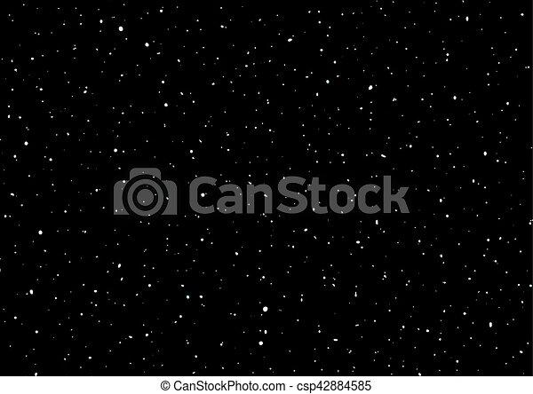 空, 夜 - csp42884585