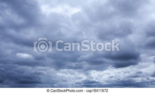 空, 嵐である - csp18411672