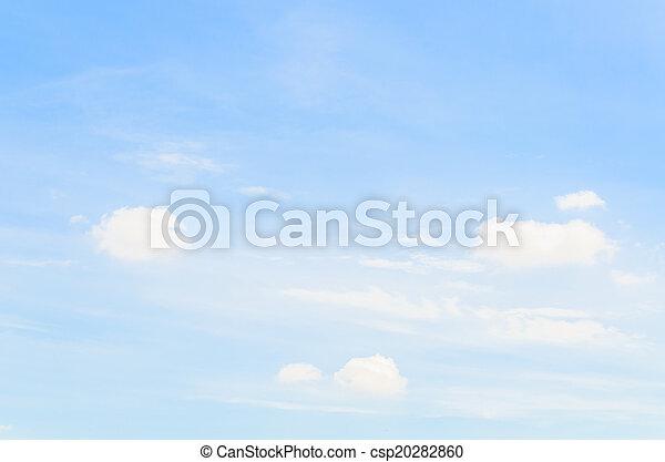 空, 雲 - csp20282860