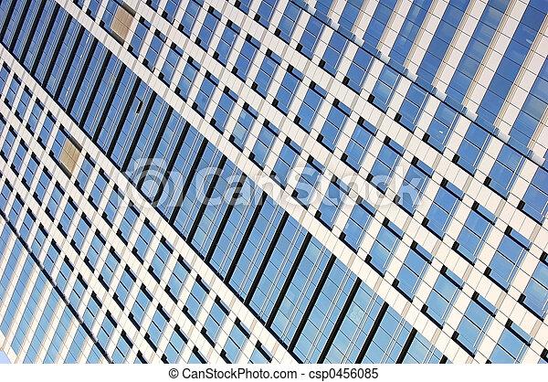 窓, 抽象的 - csp0456085