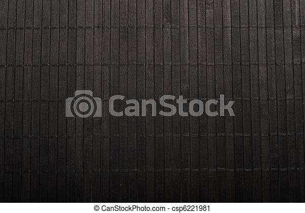 竹子, 地方蓆子 - csp6221981