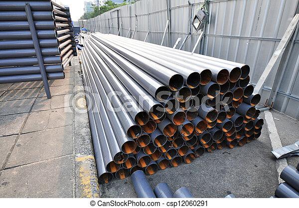 管子, 鋼 - csp12060291