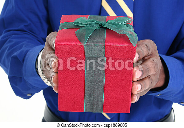 箱, 贈り物 - csp1889605