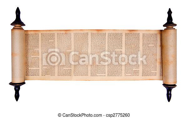紙卷 - csp2775260