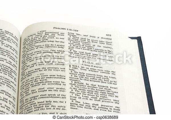 終わり, 聖書, ページアップ - csp0638689