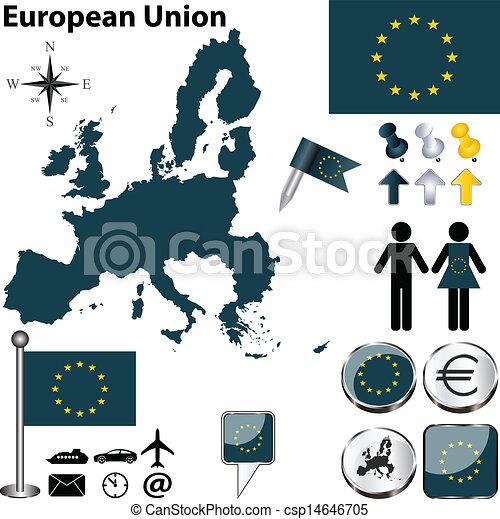 組合, ヨーロッパ - csp14646705