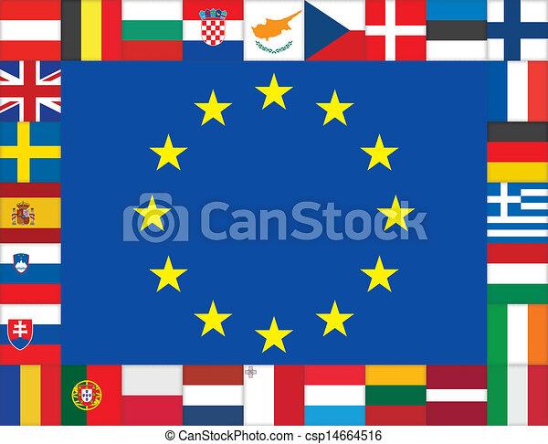 組合, ヨーロッパ - csp14664516