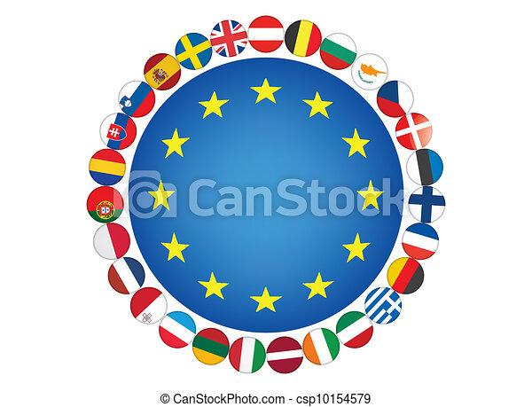 組合, ヨーロッパ - csp10154579