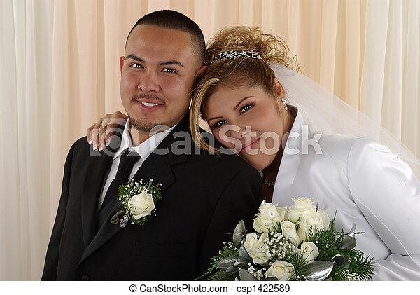 結婚式 - csp1422589