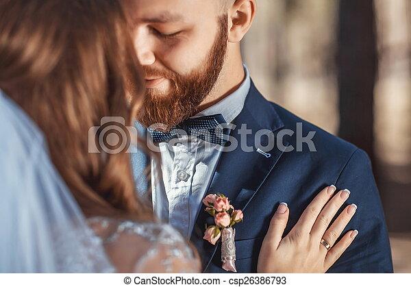 結婚式 - csp26386793