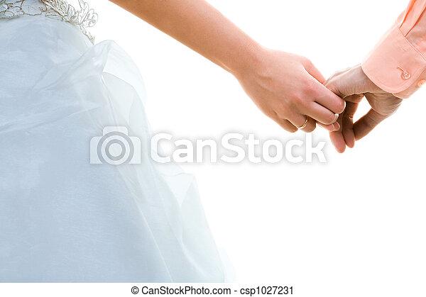 結婚式 - csp1027231