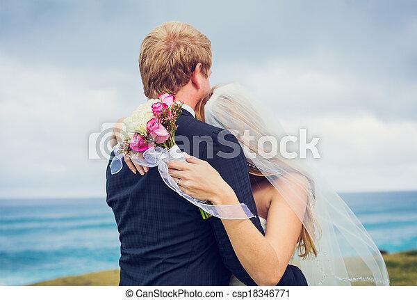 結婚式 - csp18346771
