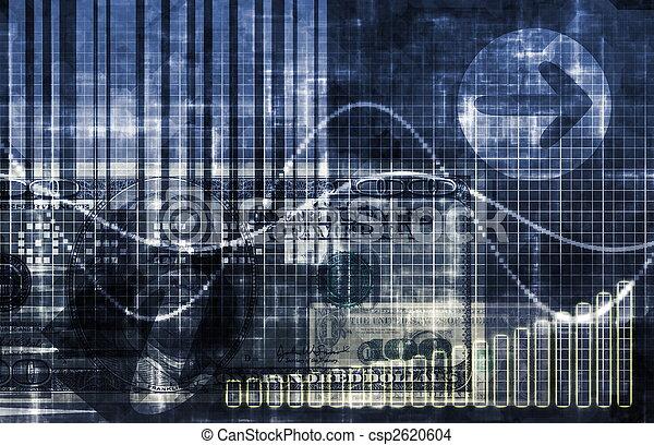 統計量, データ, 分析 - csp2620604