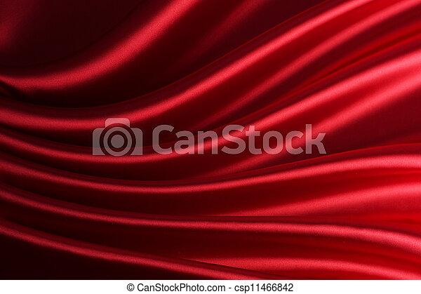 絹, 背景, 抽象的 - csp11466842
