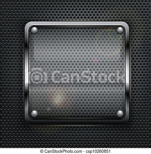 網, ボタン, 広場 - csp10260851