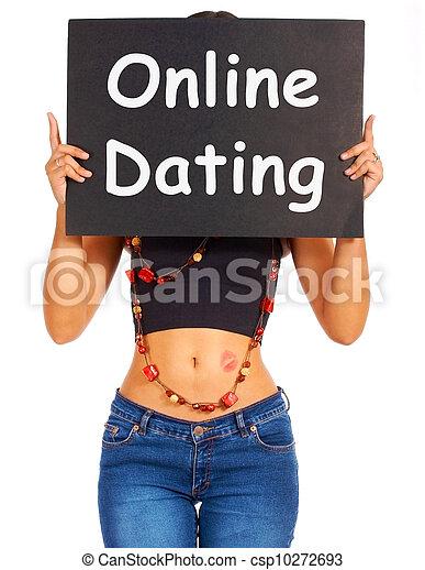 網, 提示, ロマンス語, 板, オンラインがデートする - csp10272693