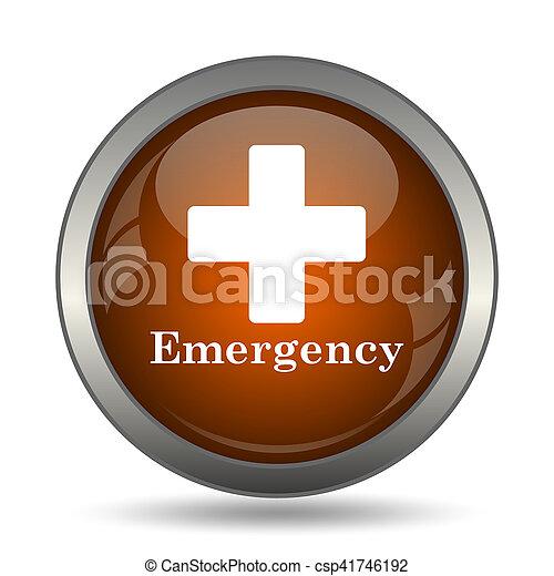 緊急事件, 圖象 - csp41746192
