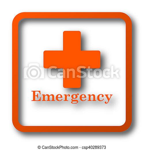 緊急事件, 圖象 - csp40289373