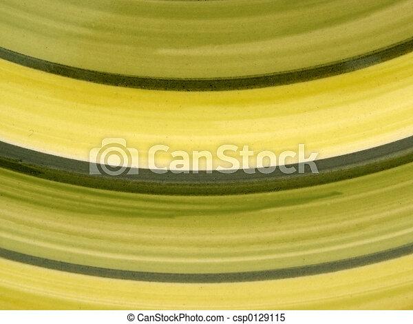 緑, カーブ - csp0129115