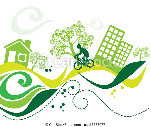 緑, enviroment - csp18758077